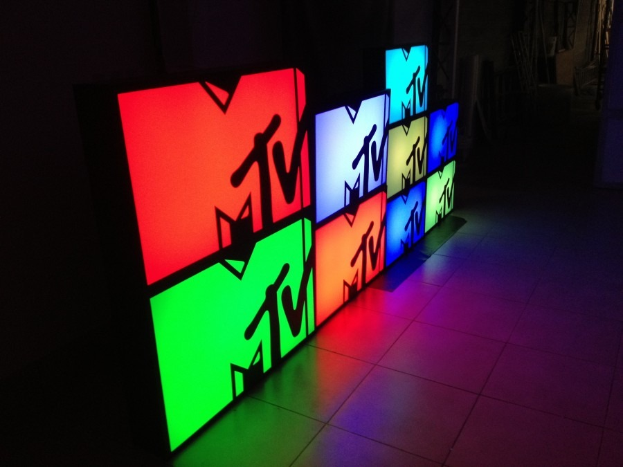 Backlight de LED