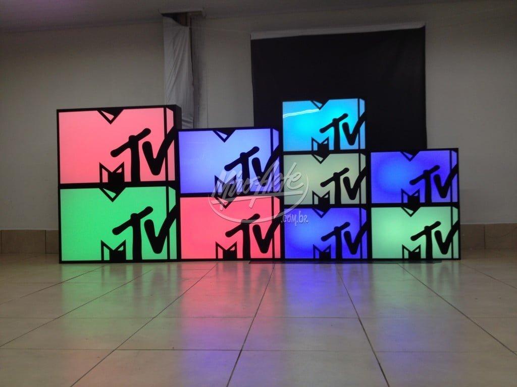 Backlight MTV