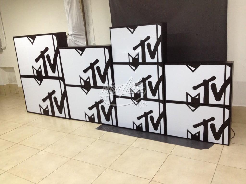 LED MTV